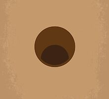 No031 My Groundhog minimal movie poster by JiLong