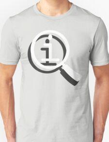 Qi quite interesting funny geek nerd T-Shirt