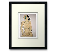 Ethel Agnes #1 Framed Print