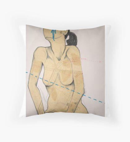 Ethel Agnes #1 Throw Pillow