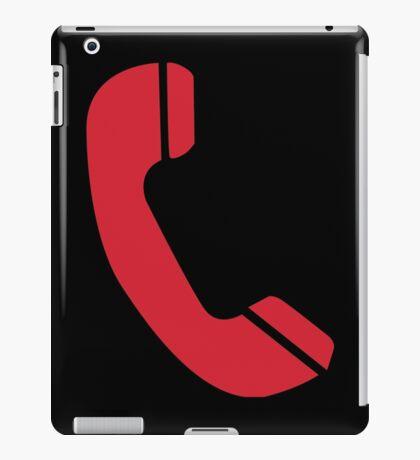 Red Telephone iPad Case/Skin