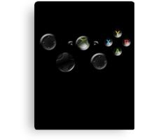 Xbox 360 / Xbox One Game Controller Canvas Print