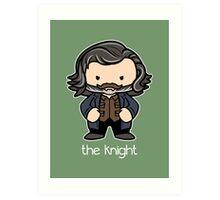 The Knight Art Print