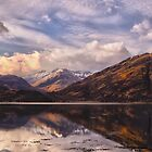 Loch Duich Sunrise by OpalFire