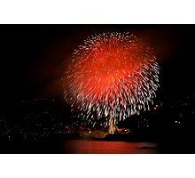 Recco - Fireworks Festival Photographic Print
