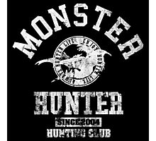 Monster Hunter - Hunting Club (light effect) Photographic Print