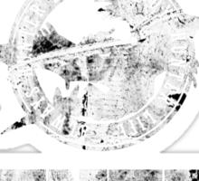 Monster Hunter - Hunting Club (light effect) Sticker