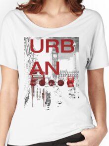 bonkers - Urban London 3 Women's Relaxed Fit T-Shirt