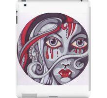Vampiress mandala iPad Case/Skin