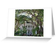 Victorian Key West Home  Greeting Card