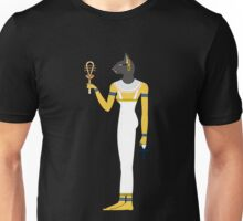 Ancient Egyptian Cat Goddess  Unisex T-Shirt