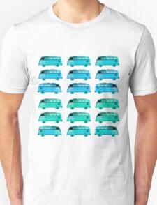 Surfer Vans Unisex T-Shirt