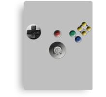 Nintendo N64 Game Controller Canvas Print