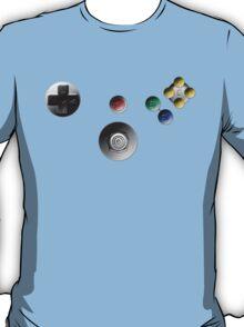 Nintendo N64 Game Controller T-Shirt