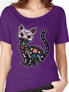 Dia de los Gatos Women's Relaxed Fit T-Shirt