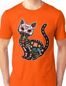 Dia de los Gatos Unisex T-Shirt