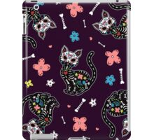 Dia de los Gatos iPad Case/Skin