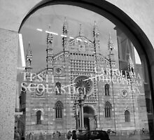 The Cathedral in a shop-window by sstarlightss