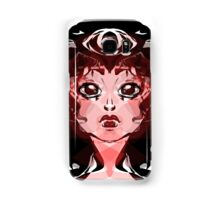 The Girl with her demons Samsung Galaxy Case/Skin