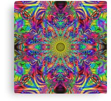 New Age Mandala 5 Canvas Print