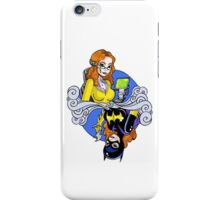 Batgirl - Queen of Spades iPhone Case/Skin