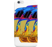 Surfer Vans iPhone Case/Skin