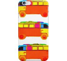 VW Surfer Vans 3 iPhone Case/Skin