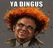 YA DINGUS! - Check it out with Dr. Steve Brule by boxsmasher