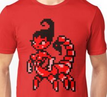 Scorpion Woman Unisex T-Shirt
