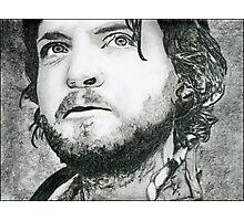 Athos Illustration Photographic Print