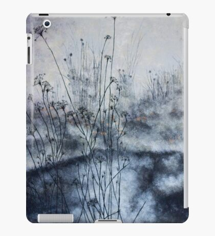 Burning Brush iPad Case/Skin