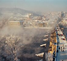 Mystical Prague by Kymbo