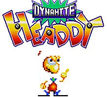 Dynamite Headdy by Lupianwolf