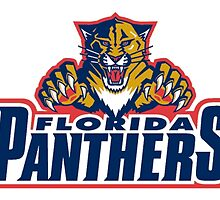 Florida Panthers Logo by Misco Jones