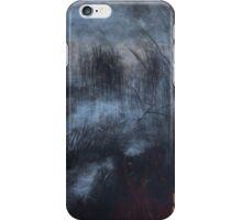 Burning field iPhone Case/Skin