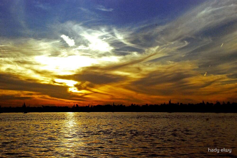 sunset n luxor by hady elwy