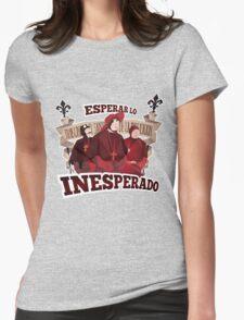 The Spanish Inquisition - 'Esperar lo Inesperado' Womens Fitted T-Shirt