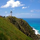 Cape Byron Lighthouse by ijam357