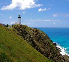 Cape Byron Lighthouse by ijam357