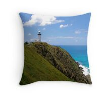 Cape Byron Lighthouse Throw Pillow