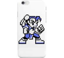 Chun Li (sprite) iPhone Case/Skin