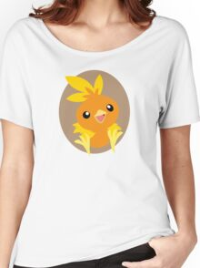 Torchic - 3rd Gen Women's Relaxed Fit T-Shirt
