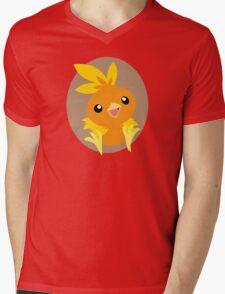 Torchic - 3rd Gen Mens V-Neck T-Shirt