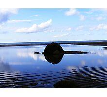 Ocean View at Dennis Beach Photographic Print
