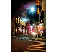 Greektown Photographic Print