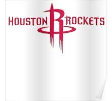 Houston Rockets Poster