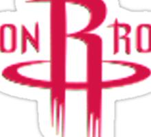 Houston Rockets Sticker