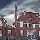 Norriton State Hospital by cclaude