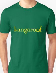 k is for kangaroo. T-Shirt