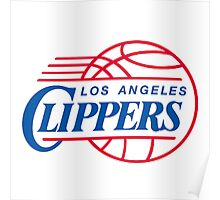Los Angeles Clippers Poster